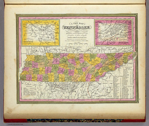 Mitchell's Universal Atlas (1846)